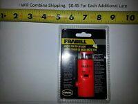 Frabill Arctic Fire Tip-up Light Fish Bite Indicator Ice Fishing 1681