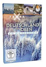 Terra X - Deutschland von oben - Ein Wintermärchen * DVD * NEU