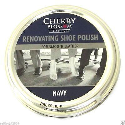 cerezo en flor PREMIUM de restauración Zapato cuero crema botas Pulido 50 ml