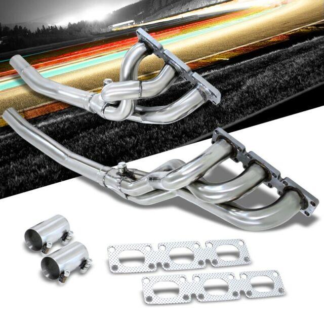 Manzo Manifold Exhaust Header Fits Mustang 05-10 4.0L V6 245 CID SOHC Non GT