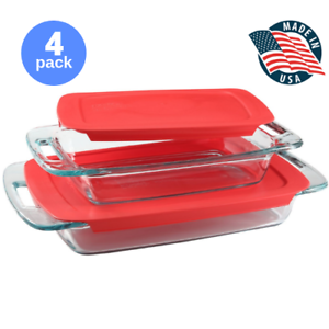 Pyrex-Easy-Grab-4-PC-Value-Pack-Storage-Set-FREE-Shipping-Brand-New
