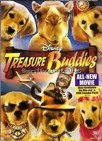 Disney - Treasure Buddies - / Sealed Dvd