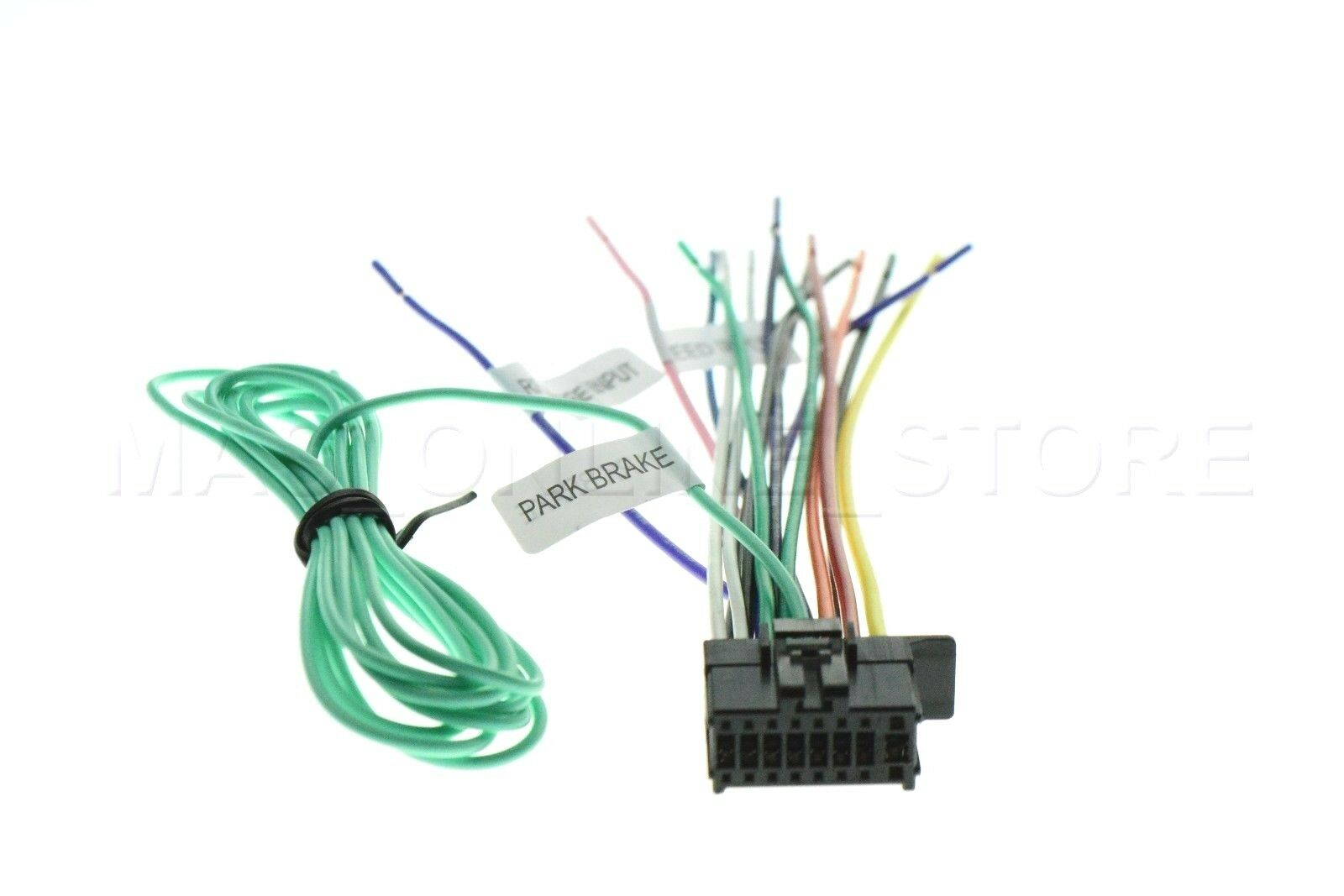 Wire Harness Mic Pioneer Avic 6000nex Avic6000nex 7000nex Avh P3100dvd Parking Brake Bypass Norton Secured Powered By Verisign