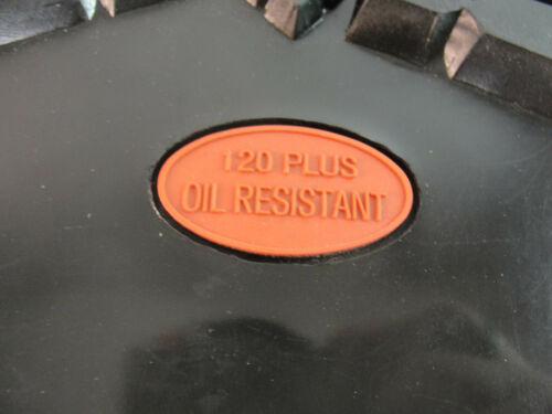 OIL RESIST REPLACEMENT RUBBER BOOT SHOE REPAIR LOGGERS LUG SOLE SIZE 11 COBBLER