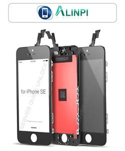 Pantalla-Completa-para-Iphone-SE-Negra-Negro-Tactil-LCD-Marco
