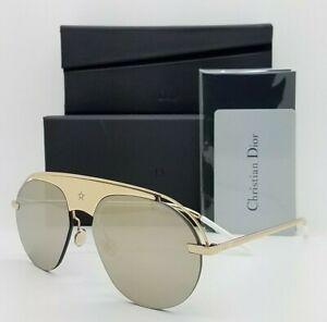Dior Gold Designer Sunglasses for Women for sale | eBay