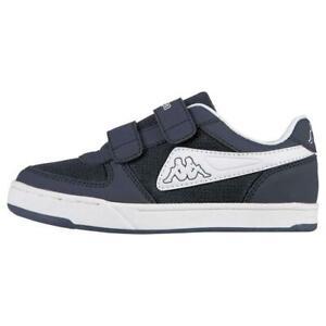 Kappa-Unisex-Kinder-Trooper-Light-Sun-Sneaker-Turnschuh-260536K-Blau