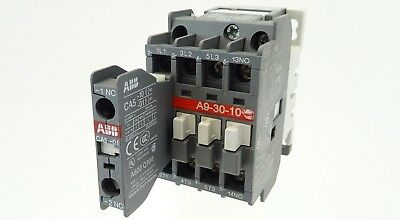 RC5-1//250 CA5-01 ABB Contactor A9-30-10 Power Switch Contactor 4kW Coil 230V