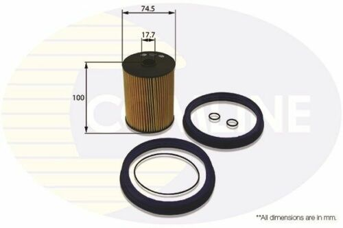 Fuel Filter FOR MINI R56 1.4 1.6 06-/>13 CHOICE2//2 Petrol Cooper JCW One Comline