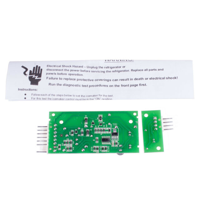 Refrigerator Ice Level Control Board for Whirlpool 4389102 W10757851