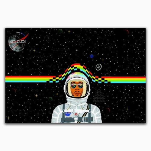 58071 Kid Cudi Hip Hop Rap Pop Singer Star Music Decor Wall Print POSTER