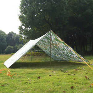 Image is loading CAMO-WATERPROOF-ARMY-BASHA-TENT-TARP-RAIN-COVER- : tent groundsheet material - afamca.org
