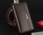 Men-039-s-Leather-Business-Clutch-High-Capacity-Wallet-Double-Zipper-Long-Purse-New thumbnail 15