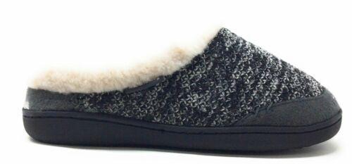Northside Womens Auburn Slipper Shoe Charcoal Grey Size 6 M US