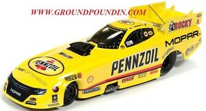 2015 Matt Hagan Pennzoil NHRA Dodge Charger RT Funny Car 1/24 Don Schumacher
