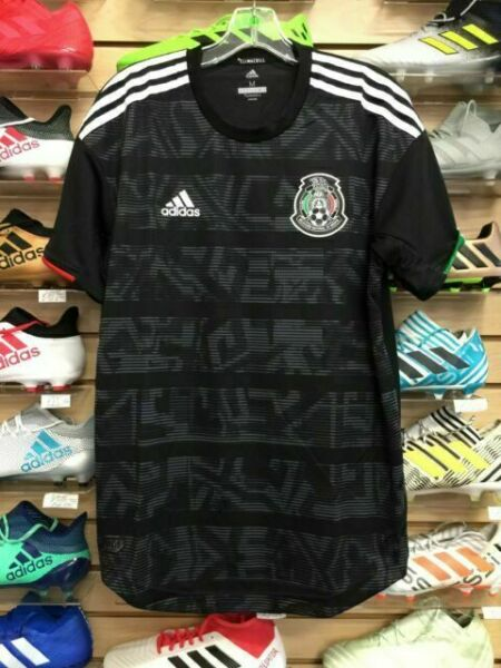 adidas Mexico Authentic Home Jersey, Size S (0192617729662) for ...