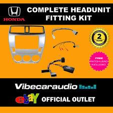 Connects2 CTKHD03 Honda City 2008 (Manual A/C) Double Din Radio Installation Kit