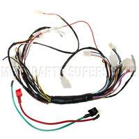 Main Wiring Harness 110cc 125cc Taotao Atvs Quads Four Wheeler