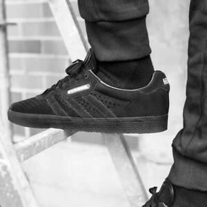 Detalles acerca de Adidas X NBHD SS18 Gazelle Super Barrio Negro DA8836 para hombre 12.5 Nuevo- mostrar título original