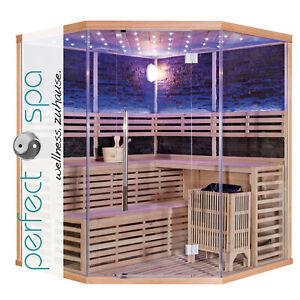Sauna-Havana-Small-Wellness-8KW-Saunaofen-1800-x-1800-x-2100-mm-NEU