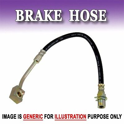 Brake Hydraulic Hose Front Right Sunsong North America fits 1999 Ford Mustang