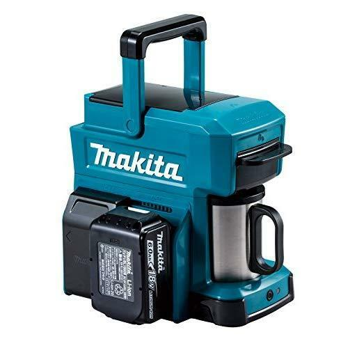 Makita CM501DZ Portable Rechargeable Coffee Maker bluee Body Only Japan new .