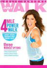 Leslie Sansone - Just Walk - 4 Mile Power Walk (DVD, 2012)