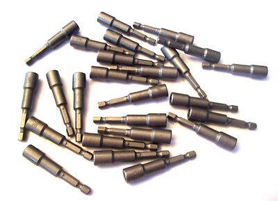 "10pcs 6/"" MAGNETIC NUTSETTERS 7//16/"" NUT DRIVER #NS6-716 NUTSETTER WHOLESALE LOT"
