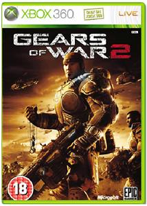 XBOX-360-GEARS-OF-WAR-2-GOW-Nuovo-e-Sigillato-Xbox-One-compatibile-UK-Stock