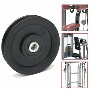 4-5-034-115MM-Universal-Nylon-Bearing-Pulley-Wheel-Cable-Gym-Fitness-Equipment-Part