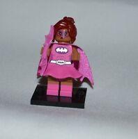 Lego The Batman Movie - Pink Power Batgirl 10 Figure 71017 Free Shipping