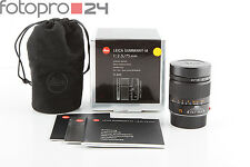 Leica 75 mm 2.5 Summarit-M + TOP (7409683)