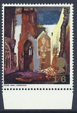 1968 sg773b 1/6 Paintings phosphor omitted - MNH