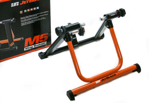 JetBlack M5 Mag Magnetic Indoor Bike Exercise Cycling Trainer JBT-M5 NEW