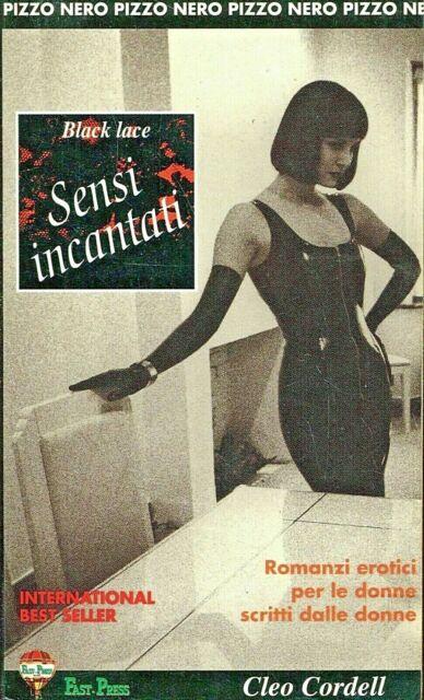 CLEO CORDELL- SENSI INCANTATI- romanzi erotici per le donne scritti dalle donne