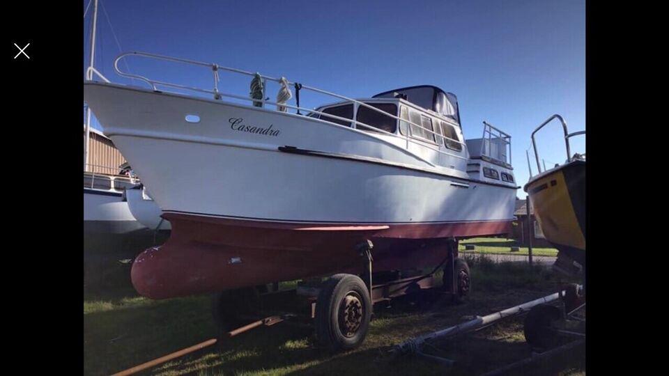 Husbåd/Motorbåd