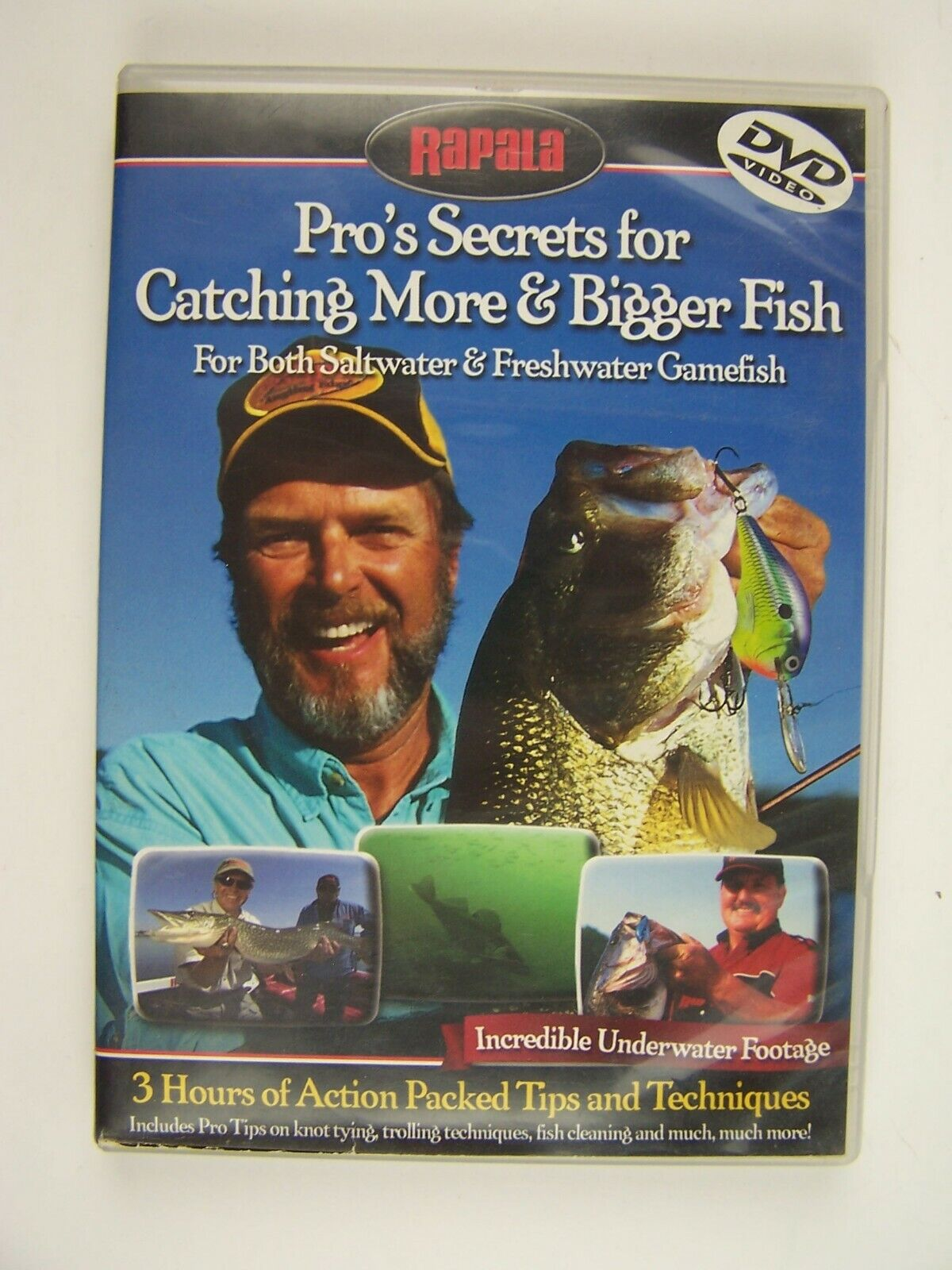 Rapala Pro's Secrets for Catching More and Bigger Fish