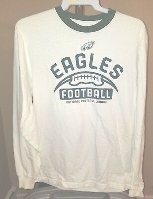Philadelphia Eagles Logo Football Unisex Long Sleeve Shirt