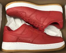 best service e9d10 898be coupon code item 1 nike air force 1 07 lv8 low university red python white  gum