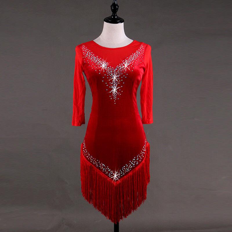 NEU Latino salsa Kleid TanzKleid LatinaKleid Latein Latein Latein Kleid Turnierkleid FM302   Online-Exportgeschäft    Neuer Stil    Deutschland Berlin  95cc47