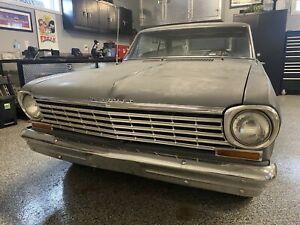 1963 Chevrolet Nova two door hardtop