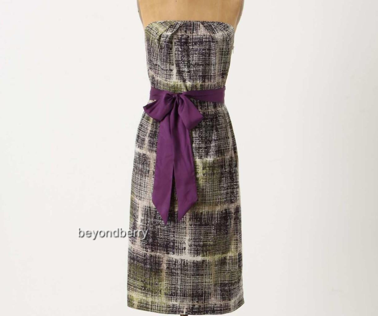 NEW Anthropologie Wythes Dress by Edme & Esyllte  Size 2
