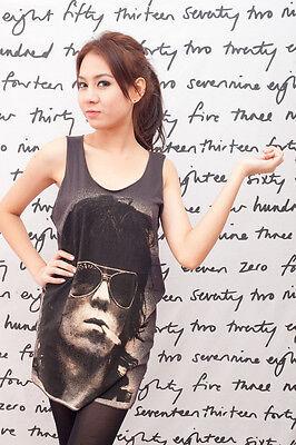 **Unisex Joy division Japan Vest** Tank Top Singlet T-Shirt Dress Sizes M L