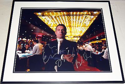 Robert De Niro Actor Signed Autographed Photo