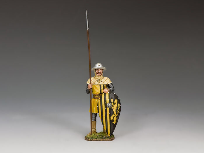 King and Country The Sheriff's Man-at-Arms, Robin Hood RH009