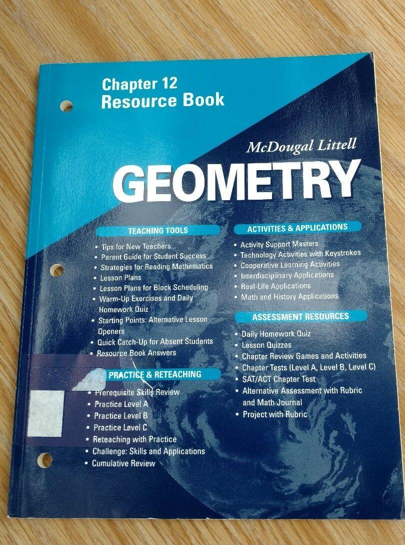 Geometry 2004 hardcover ebay resntentobalflowflowcomponenttechnicalissues fandeluxe Image collections