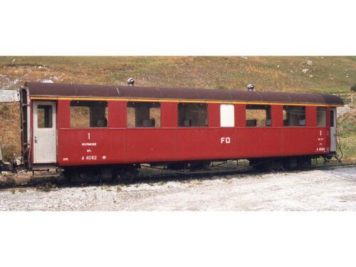 Bemo 3246233 Personenwagen B 4261 Umbauwagen FO H0m