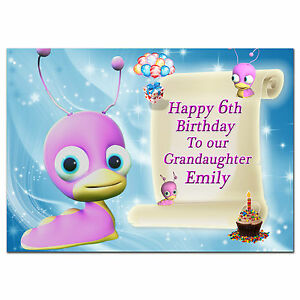 503-Personalised-greeting-card-Tulli-baby-tv-Best-Special-Great-Son-Daughter