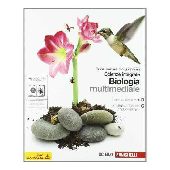 9788808101716 Biologia. Scienze integrate. Il mondo dei viventi-...nsione online
