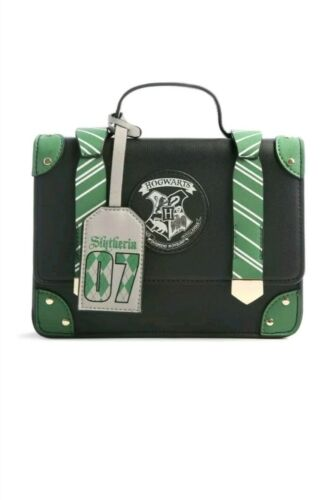 Primark Ladies Harry Potter Slytherin//Gryffindor Satchel Hand Bag Womens Girls